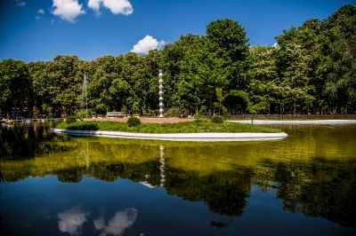 (cod 2804) Parcul Municipal Roman