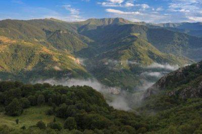 (cod 2457) Parcul Național Domogled, Valea Cernei
