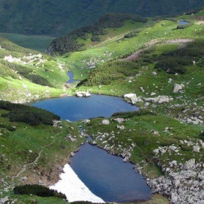 (cod 2456) Parcul Național Semenic