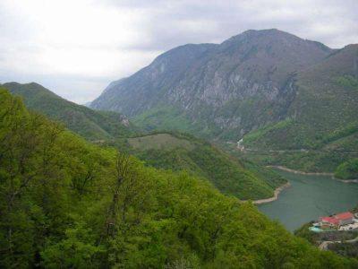 (cod 2415) Parcul National Domogled Valea Cernei