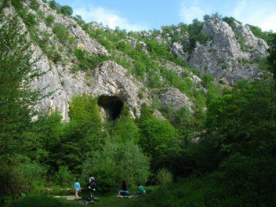(cod 2458) Peștera Liliecilor, Cheile Carașului