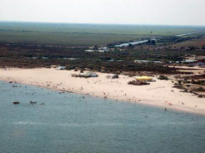 (cod 6677) Plaja Sulina
