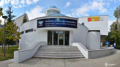 (COD 3027) – Planetariul din Suceava