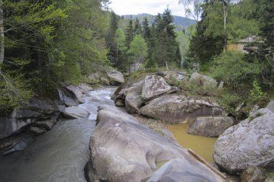 (cod 3606) Rezervația naturală  Căldările Zăbalei