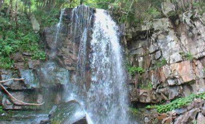 (cod 3607) Rezervația naturală Cascada Mișina