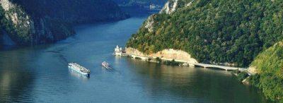 (cod 6549) Rezervația naturală Cazanele Mari și Cazanele Mici