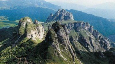 (cod 3770) Rezervația naturală Tigăile din Ciucaș, Cheia