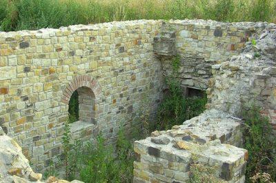 (COD 3028) – Ruinele Curtii Domnesti de la Suceava
