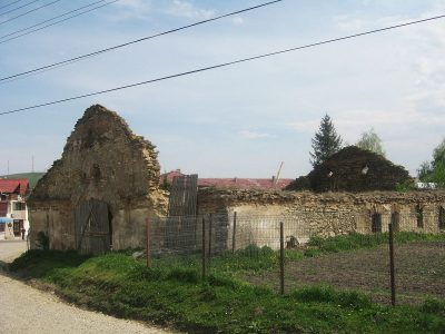 (cod 2720) Ruinele Hanului de la Şerbeşti