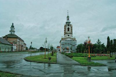 (cod 6131)  Sânnicolau Mare