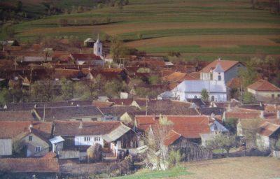 (cod 2423) Satul Sfânta Elena