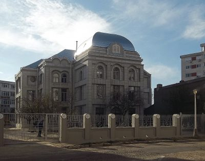 (cod 3955) Sinagoga