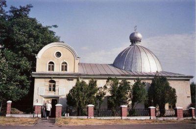 (COD 2077) – Sinagoga Mare din Iasi