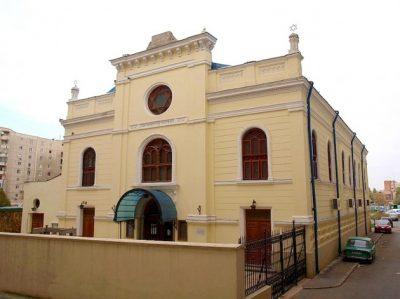 (cod 4153) Sinagoga Mare