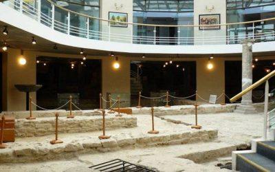 (cod 2517)  Situl arheologic de la Salca