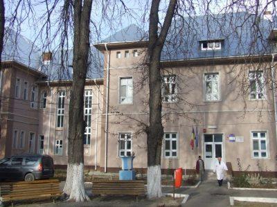 (cod 3656) Spitalul Comunal Vidra
