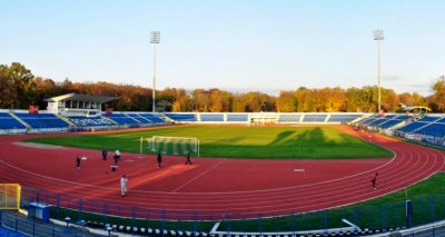 (COD 2171) – Stadionul Emil Alexandrescu Iasi