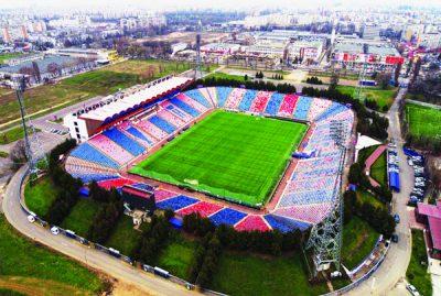 (cod 4156) Stadionul Steaua