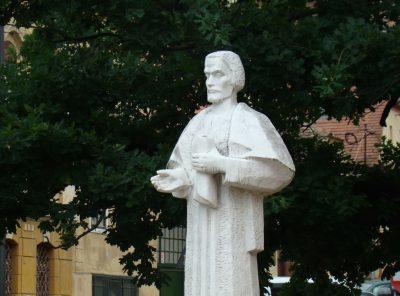 (cod 4327) Statuia lui Nicolaus Olahus