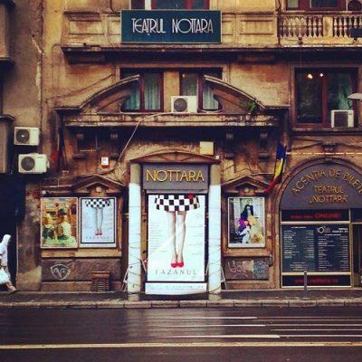 (cod 4165) Teatrul Nottara