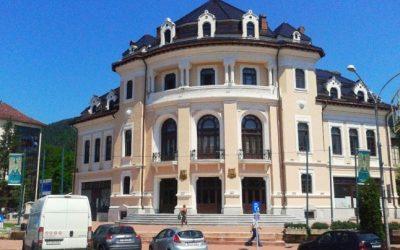 (cod 2707) Teatrul Tineretului Piatra Neamț
