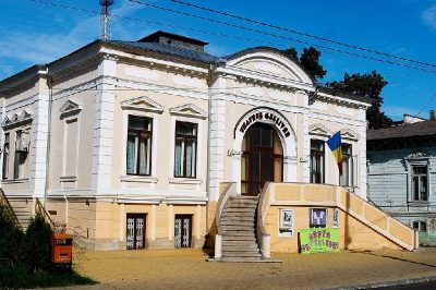 (cod 3905) Teatrul de Păpuşi Gulliver