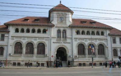 (cod 3628) Tribunalul Județean Vrancea