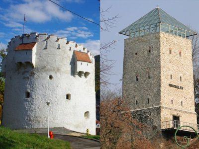 (COD 3311) – Turnul Alb si Tunul Negru – Brasov