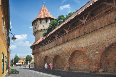 (cod 4333) Turnurile de apărare de pe strada Cetății
