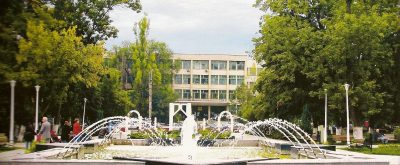 (cod 4172) Universitatea Tehnică de Construcții