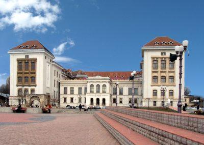 (COD 2168) – Universitatea Veche Iasi