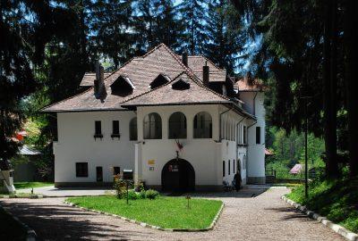 (cod 3783)  Vila Luminiș (Muzeul George Enescu)