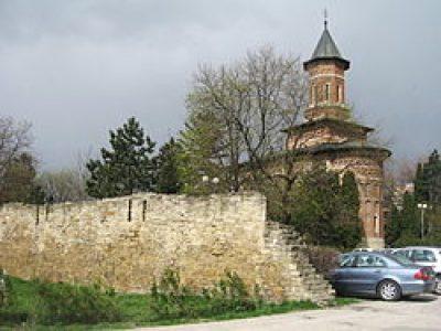 (COD 2176) – Zidul de incinta al Curtii Domnesti de pe latura de sud sec. XVII