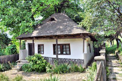(cod 4206) Casa memoriala Moş Ion Roată