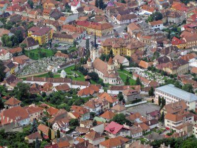 (cod 3434) Șcheii Brașovului
