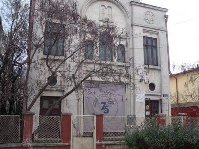 (cod 3627) Sinagoga Israelită din Focșani