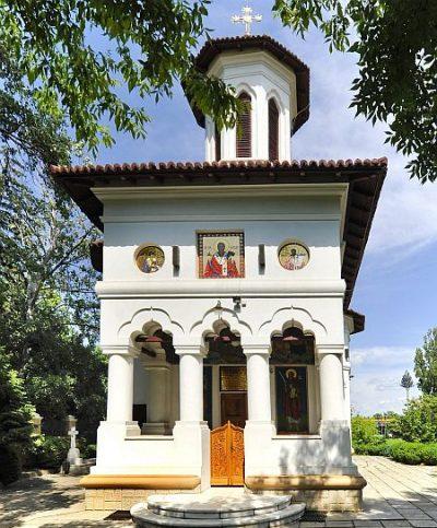 (cod 3595) Biserica cu hramul Sfântul Nicolae, Băneasa