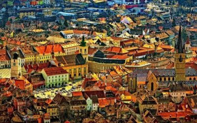 (cod 4320) Oraşul Sibiu