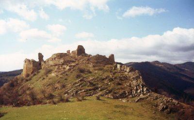 (cod 4805) Așezarea Fortificată Cuzdrioara