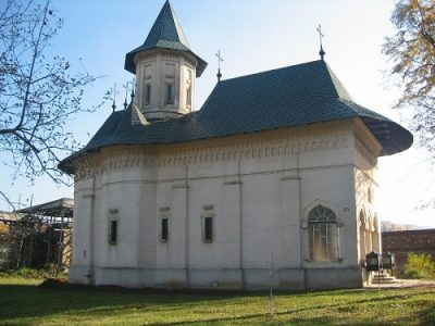 (cod 3668) Ansamblul fostei Mănăstiri Mera