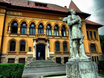 (COD 3352) Biblioteca George Barițiu