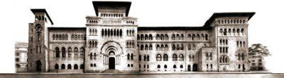 """(cod 3505) Biblioteca Universității de Arhitectură şi Urbanism """"Ion Mincu"""""""