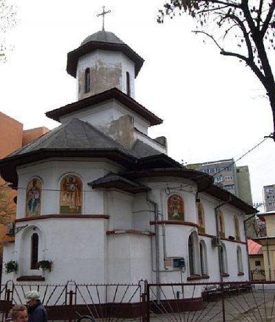 (cod 3577) Biserica Adormirea Maicii Domnului – Balta Albă