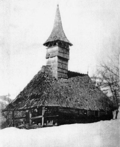 (cod 3675) Biserica Adormirea Maicii Domnului din Repedea