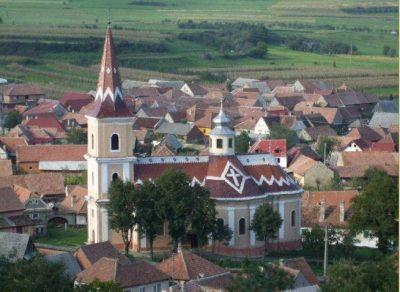 (cod 3820) Biserica Adormirea Maicii Domnului localitatea Boița