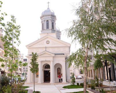 (cod 3582) Biserica Albă din Sectorul 1