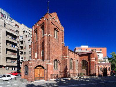 (cod 3506) Biserica Anglicană