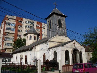 (cod 3585) Biserica Bărbătescu Vechi