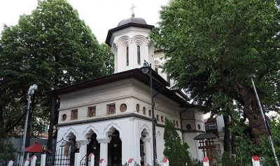 (cod 3586) Biserica Batistei