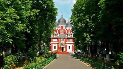 (cod 3587) Biserica Bazilescu
